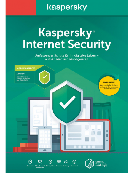 Kaspersky Internet Security 10PC